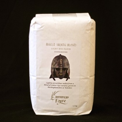 Anglo Saxon Blend Light Rye Flour