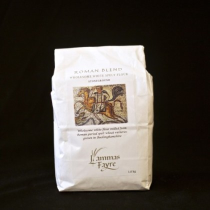 Roman Blend White Spelt Flour