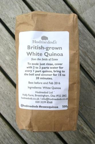 Hodmedod's quinoa 2 smaller